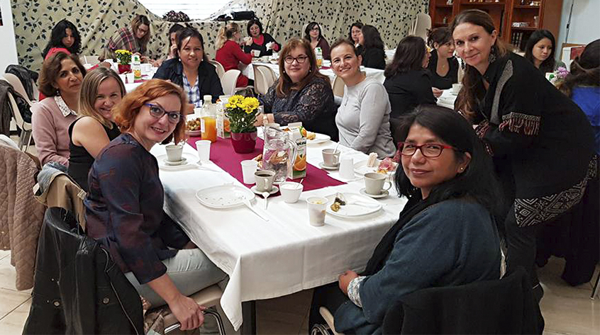 Desayuno de Mujeres - Noviembre 2017