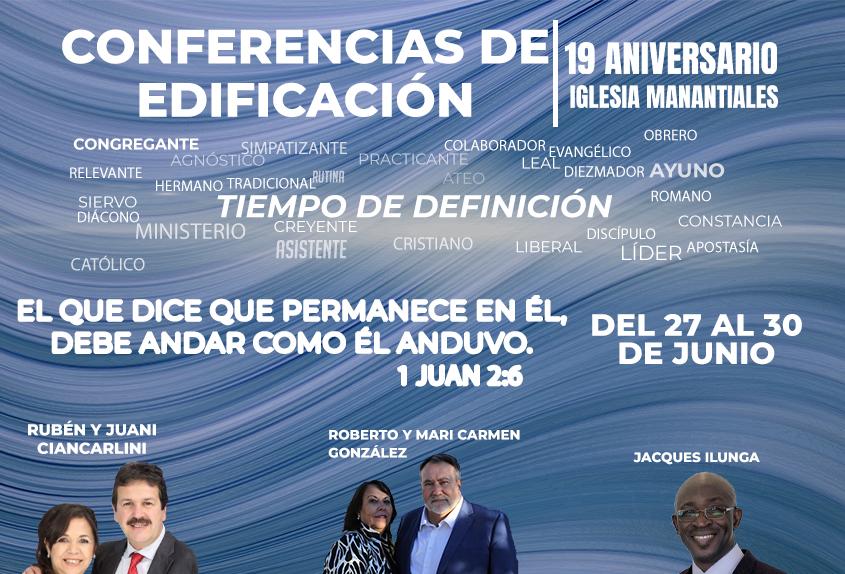 Conferencias de Edificación
