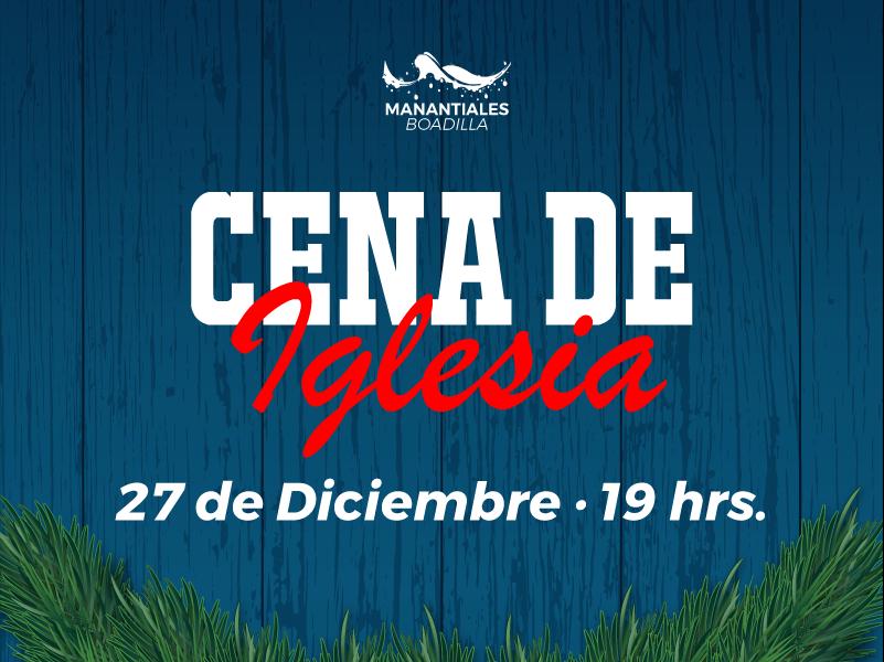 Cena de Iglesia 2019