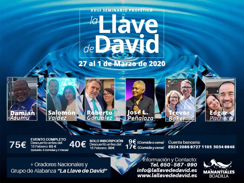 XVIII Congreso de La Llave de David