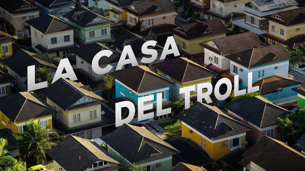 La casa del troll | Roberto González