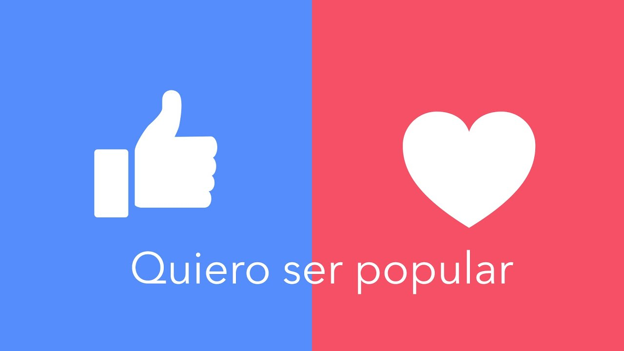 Quiero ser popular | Roberto González