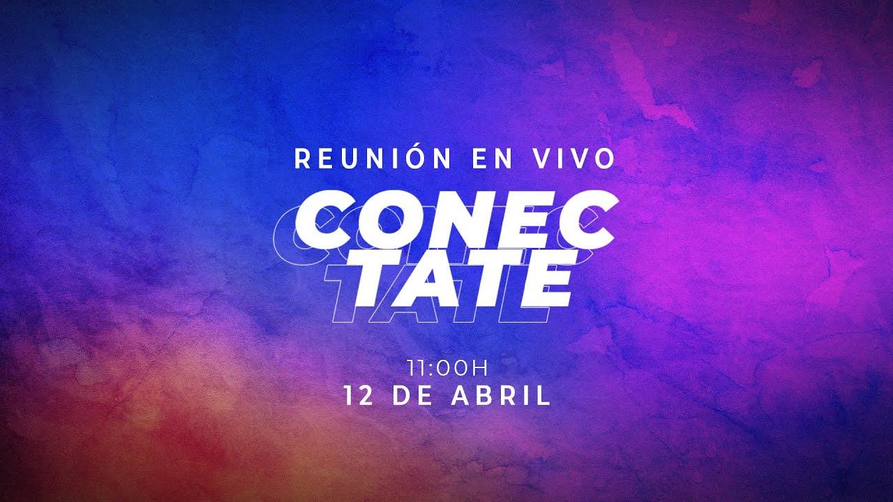Reunión EN VIVO | Domingo 12 de Abril de 2020