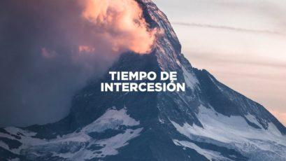 Tiempo de intercesión   Rocío Antón