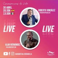 Conversaciones de Vida #2 | Iglesia post-cuarentena | Alan Hernández