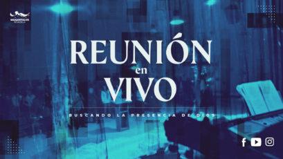 Reunión EN VIVO | Domingo 14 de Junio de 2020