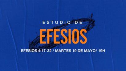 Estudio de Efesios | Efesios 4:17-32