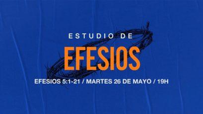 Estudio de Efesios | Capítulo 5:1-21
