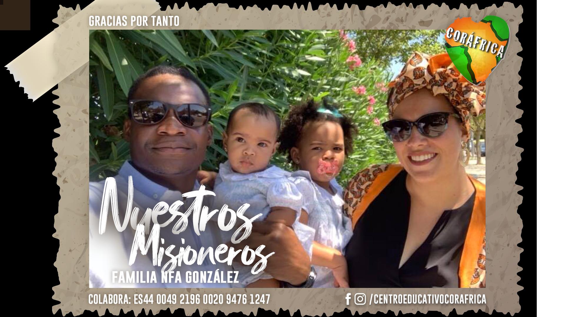 Misioneros Guinea Ecuatorial