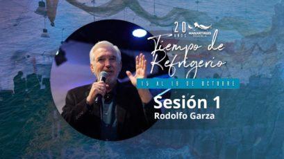 20 Aniversario | Sesión 1: Rodolfo Garza