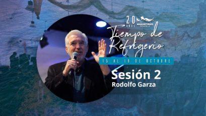 20 Aniversario | Sesión 2: Rodolfo Garza