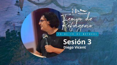 20 Aniversario | Sesión 3: Diego Vicent