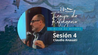 20 Aniversario | Sesión 4: Claudio Anauati