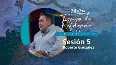 20 Aniversario | Sesión 5: Roberto González