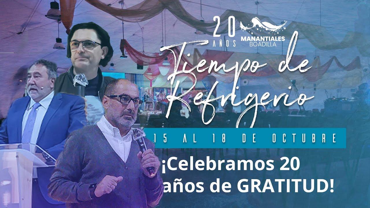 20 Aniversario Manantiales Sesión 6