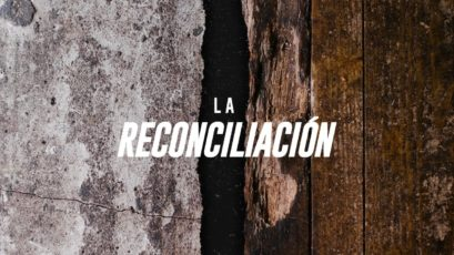 La Reconciliación | Roberto González