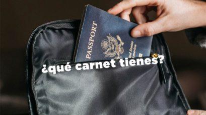 ¿Qué carnet tienes? | Roberto González