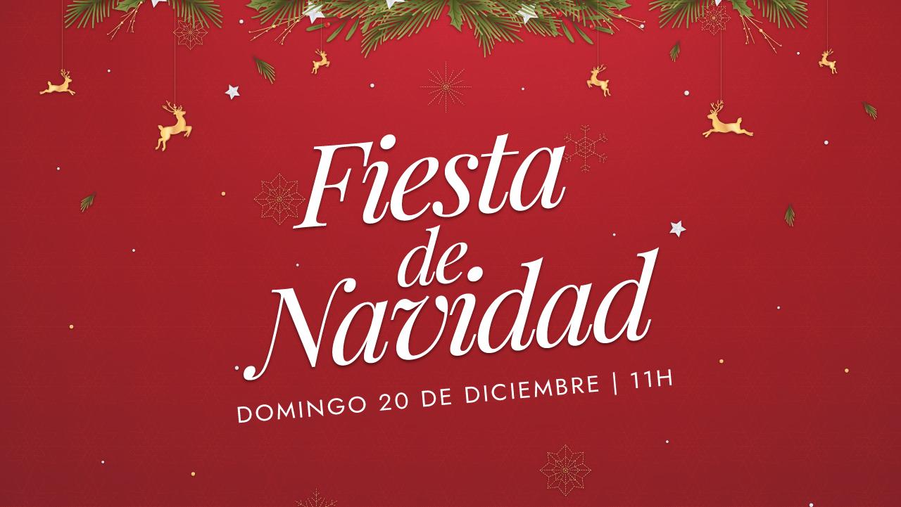 Fiesta de Navidad 2020