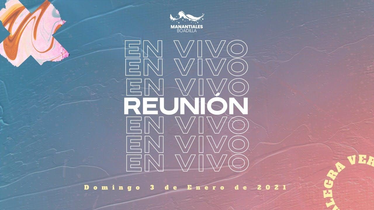 Domingo EN VIVO | 3 de Enero de 2021